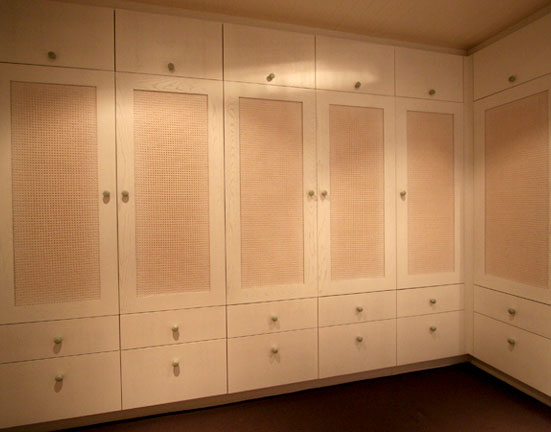 Wardrobe Panelled Doors