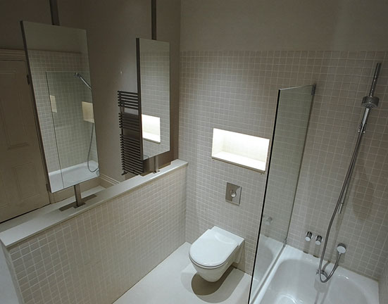 Bathroom Stainless Steel Mirrors