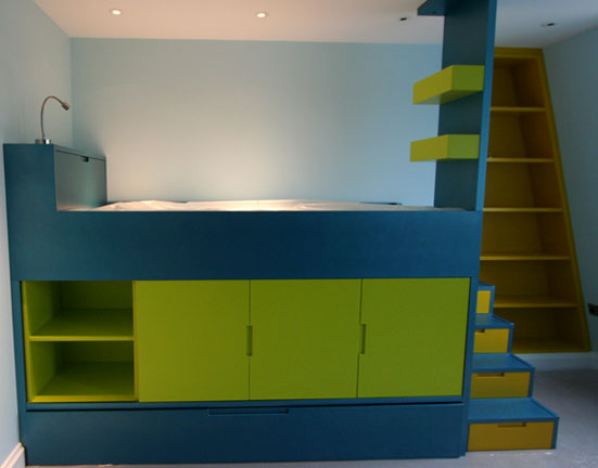 Childrens Storage Cupboards
